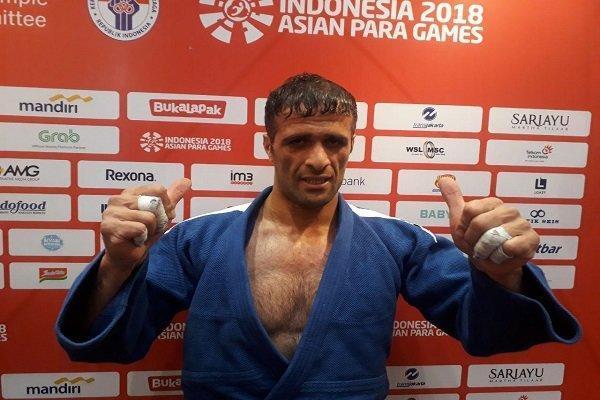 موسی نژاد: با زحمت کادر فنی قهرمان دو دوره پارالمپیک را شکست دادم