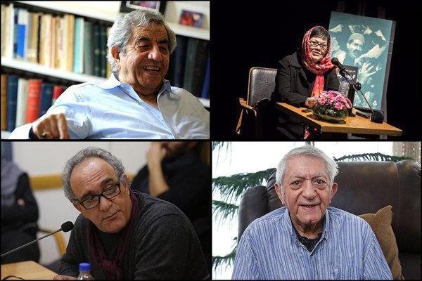 اهدای کتاب های نفیس عباس جوانمرد به خانه موزه انتظامی