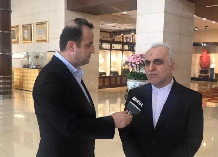 چین برای صادرات ایران خط اعتباری ویژه ایجاد می نماید