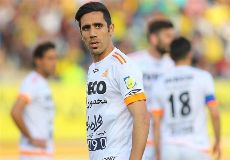امید خالدی: باید هر چه داریم در این بازی به نمایش بگذاریم، باید برای ایران کوشش کنیم تا به پیروزی برسیم