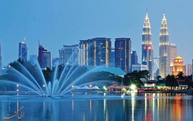 نکاتی شگفت انگیز تور مالزی