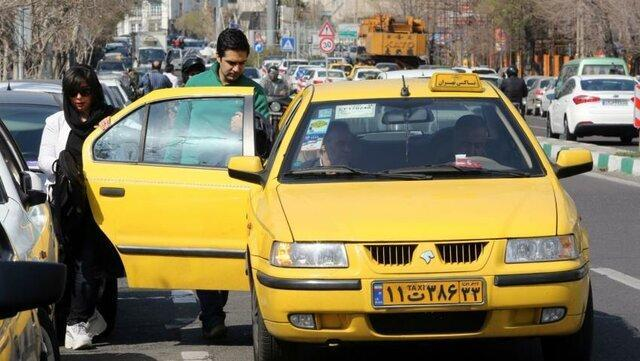 افزایش کرایه تاکسی معطل اعلام نرخ تورم