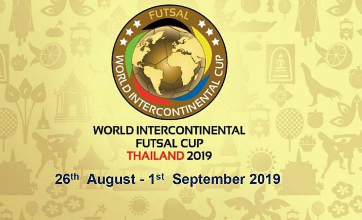 جام باشگاه های فوتسال دنیا به میزبانی بانکوک تایلند برگزار خواهد شد