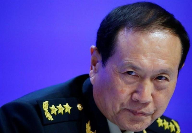 حمله شدید وزیر دفاع چین به آمریکا در اجلاس سنگاپور