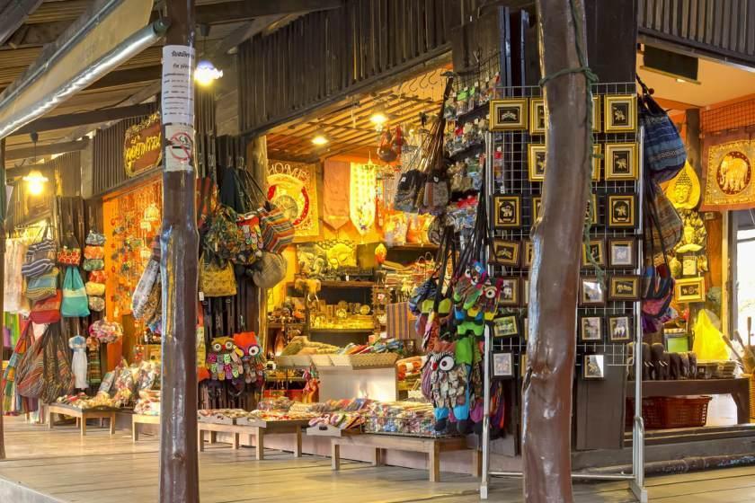مراکز خرید کرابی، تایلند