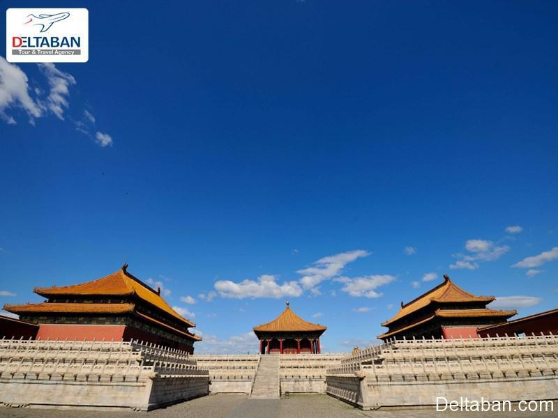معروف ترین کاخ های پکن در کشور چین