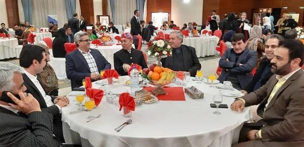 نشست معرفی جاذبه های گردشگری اندونزی همزمان با نمایشگاه تهران برگزار گردید