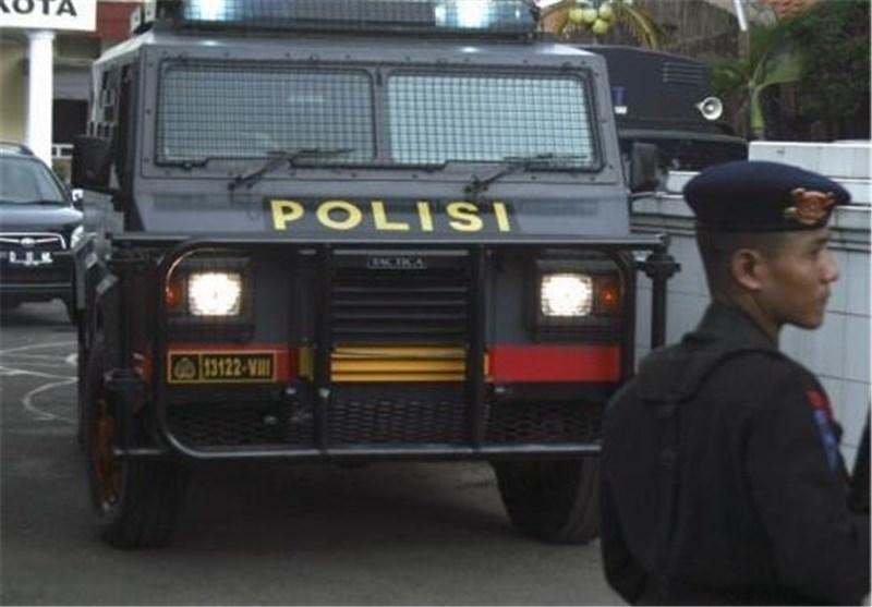 یک زخمی در حمله انتحاری به مقر پلیس اندونزی