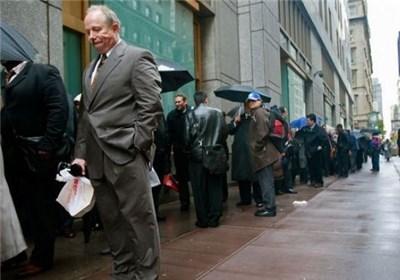 ادامه روند صعودی تعداد بیکاران یونانی