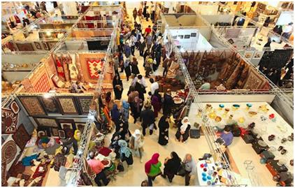 معرفی جاذبه های گردشگری شمال تا جنوب اردبیل در نمایشگاه بین المللی گردشگری