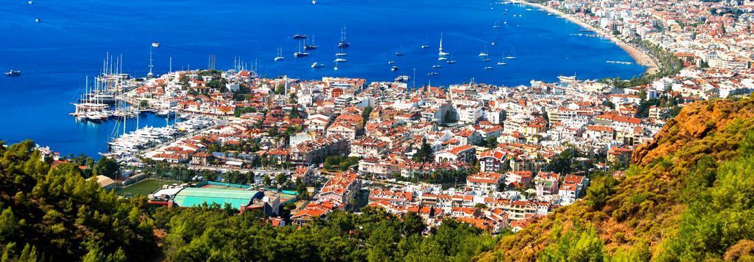 هتل های ترکیه در تعطیلات عید قربان پر شدند ، ورود گردشگران اروپایی به ترکیه ادامه دارد