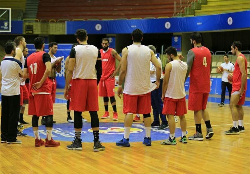 کاروان تیم ملی بسکتبال ایران وارد چین شد