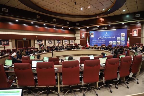 نخستین جلسه ستاد اجرایی خدمات سفر استان زنجان برگزار گردید