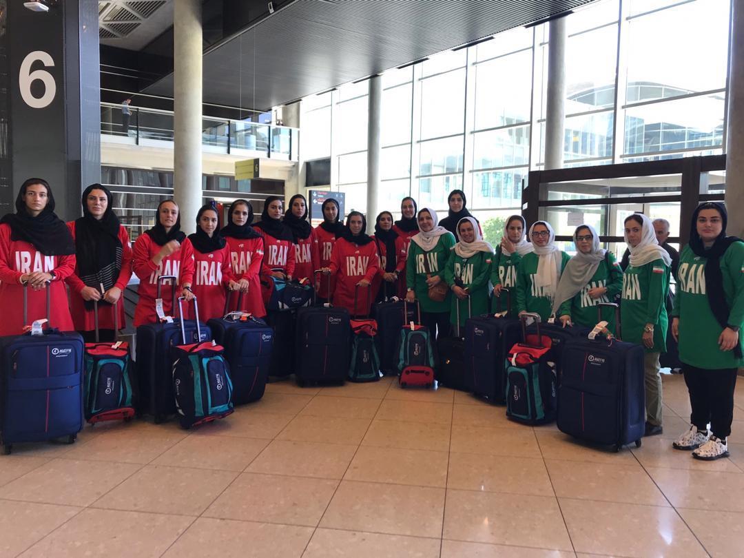 ایران 75 - لبنان 88 ، شکست بانوان بسکتبالیست ایرانی در نخستین مصاف غرب آسیا