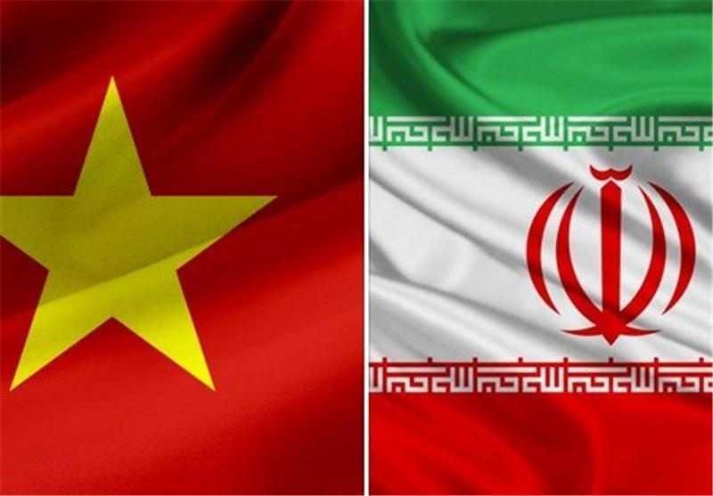 زیرساخت های صادرات محصولات ایرانی به ویتنام آماده می گردد