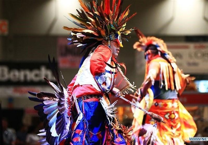 از پایکوبی بومی کانادایی تا نمایش تعادل سنگ ها