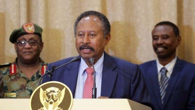 اختلاف نظر در زمان رونمایی از ترکیب دولت جدید سودان