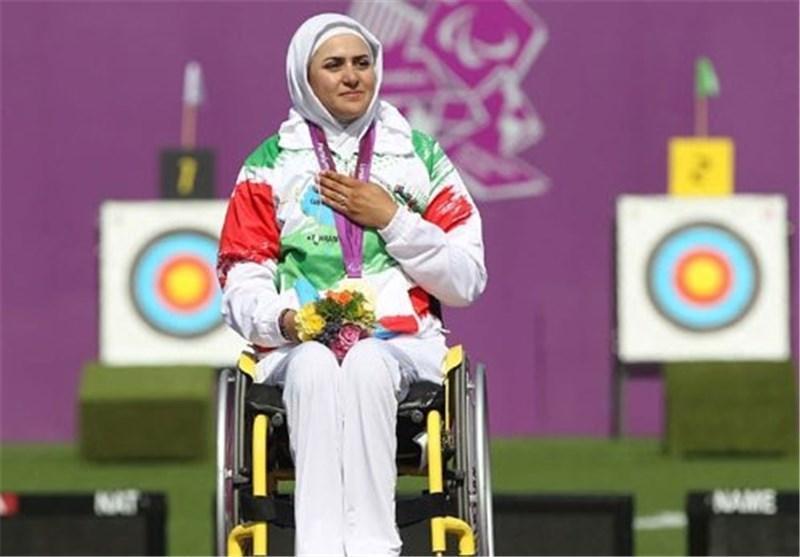 زهرا نعمتی نشان طلای مسابقات جهانی تایلند را از آن خود کرد
