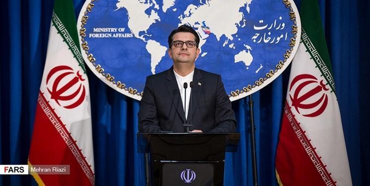 موسوی: اروپا نشان داد توان و اراده ای برای مقابله با قلدری های آمریکا ندارد