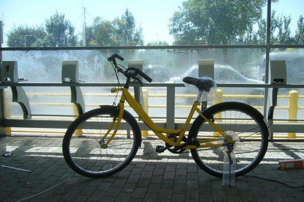 بهره بردای ازایستگاه های دوچرخه سواری مشهد بانگاه کاسب گونه بوده است