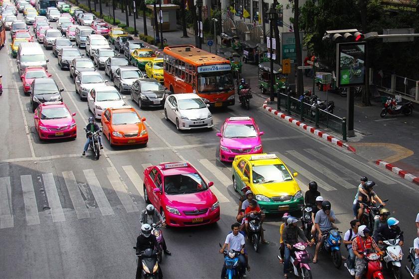حمل و نقل عمومی در چیانگ مای؛ تایلند