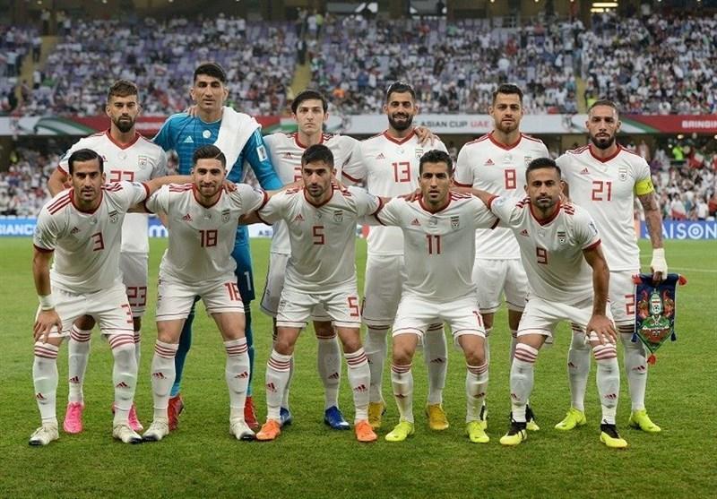 رده بندی فیفا، صندلی دوم آسیا و سی و سوم دنیا برای ایران در سرانجام سال 2019