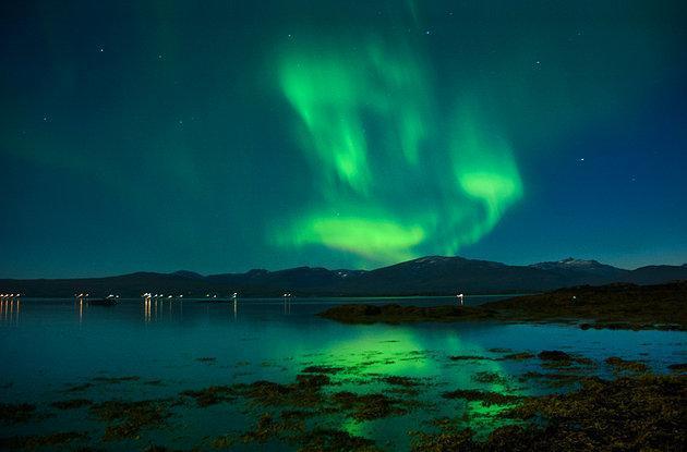10 جاذبه گردشگری شهر ترومسو نروژ