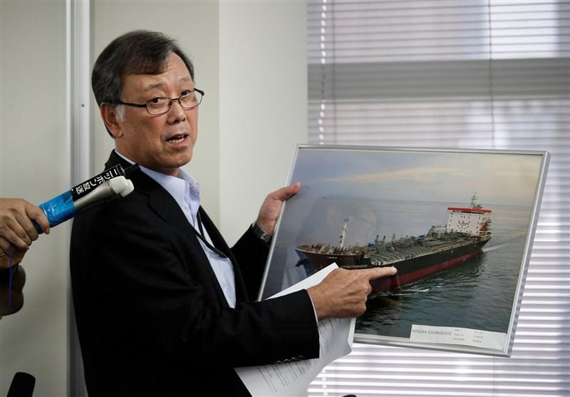 اپراتور ژاپنی ادعای ضدایرانی آمریکا درباره حادثه دریای عمان را به چالش کشید