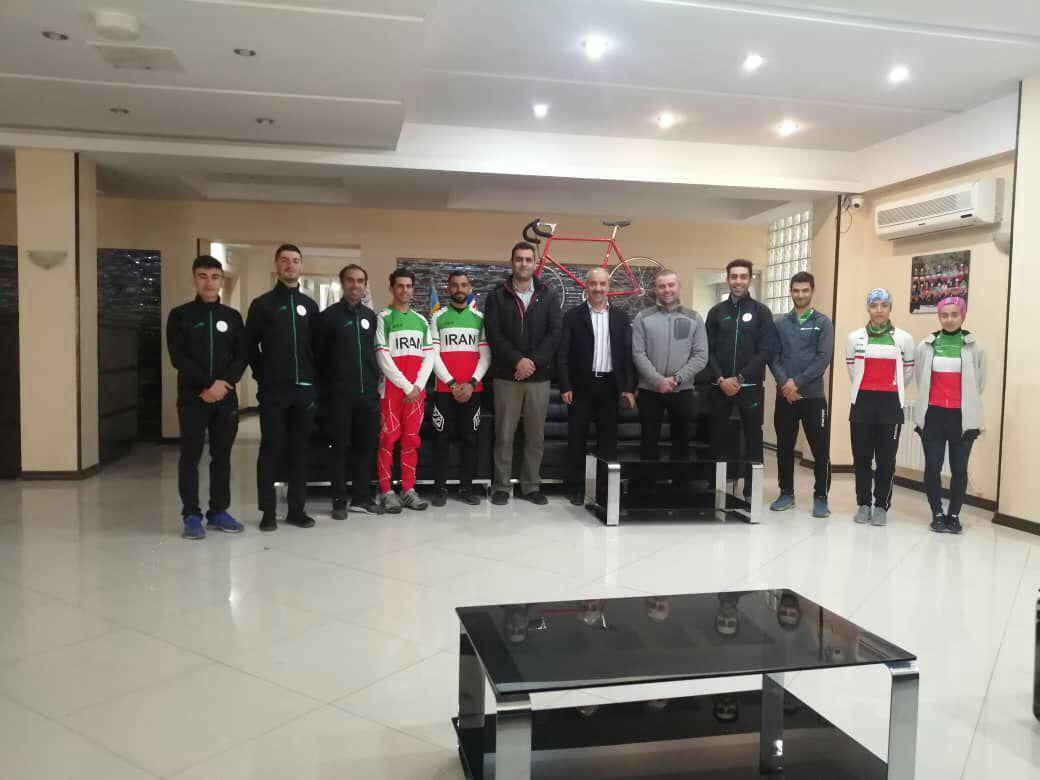 اعزام رکابزنان فارس به مسابقات کوهستان آسیا