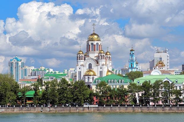 جاهای دیدنی و جاذبه های توریستی روسیه