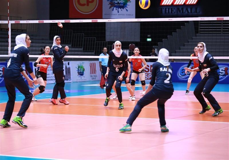 استارت تیم ملی والیبال بانوان برای قهرمانی آسیا