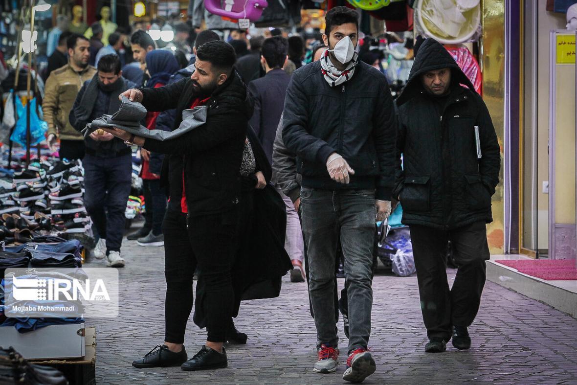 خبرنگاران کرونا و حال و روز مردم در روزهای انتها سال