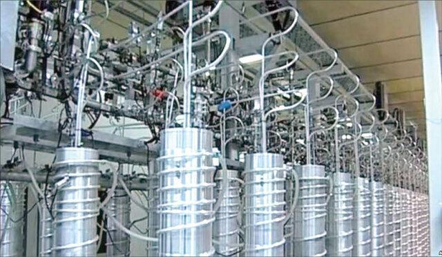 ساخت دومین ماشین سانتریفیوژ IR-9