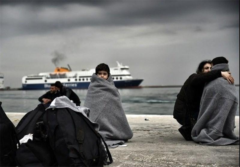 رشد چشمگیر ورود مهاجران به یونان علی رغم توافق اروپا و ترکیه