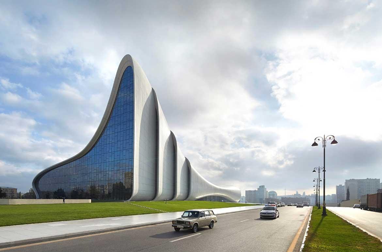 بهترین سازه های جهان با معماری های شگفت انگیز