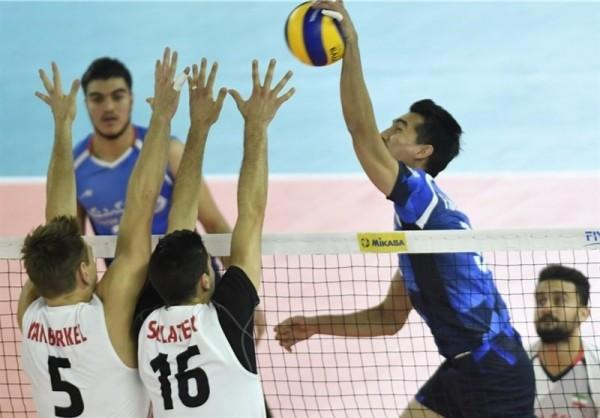 لیگ ملت های والیبال، شکست امیدوار کننده مقابل کانادا، ایران با دست خالی آرژانتین را ترک کرد