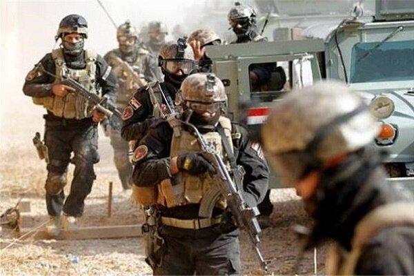 عملیات ارتش عراق در استان دیالی، 7 عنصر داعش به هلاکت رسیدند