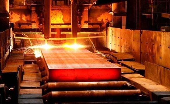 رشد 4.3 درصدی فراوری فولاد ایران، افت 4 درصدی فراوری جهانی