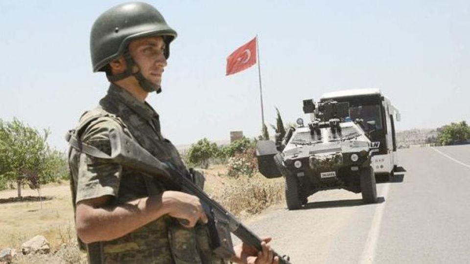 زخمی شدن 3 نظامی ترکیه در انفجار تروریستی