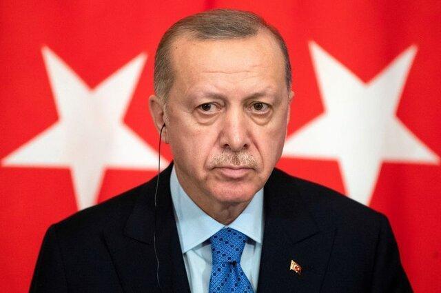 اردوغان: امیدوارم فرانسه هرچه زودتر از شر ماکرون خلاص گردد