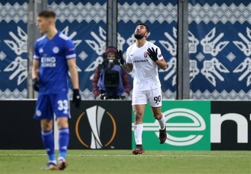 لیگ اروپا، تک گل 3 امتیازی صیادمنش برابر لسترسیتی و صعود یاران بیرانوند و محرمی، میلان به مرحله حذفی رسید
