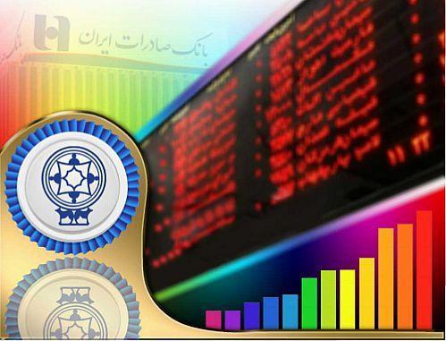 سهامداران شرکت ایران رادیاتور سود سهام خود را در شعب بانک صادرات ایران دریافت نمایند