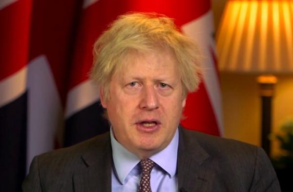 نخست وزیر انگلیس اقدامات بایدن را فوق العاده دلگرم کننده خواند