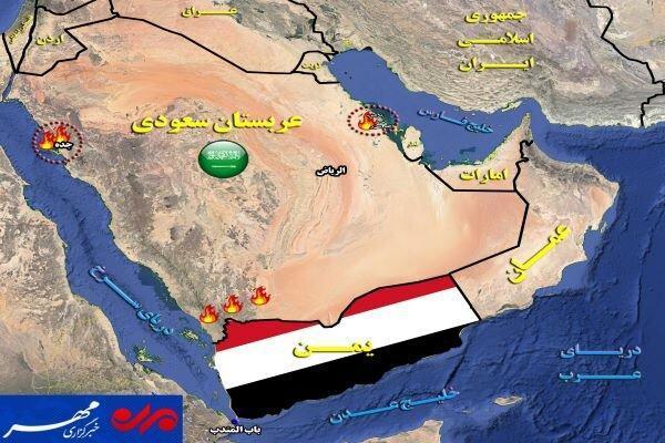 عملیات استراتژیک یمنی ها علیه شاهرگ مالی سعودی