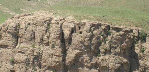 قلعه سیدک، یک مجموعه صخره ای تاریخی در جنوب دشت ارومیه