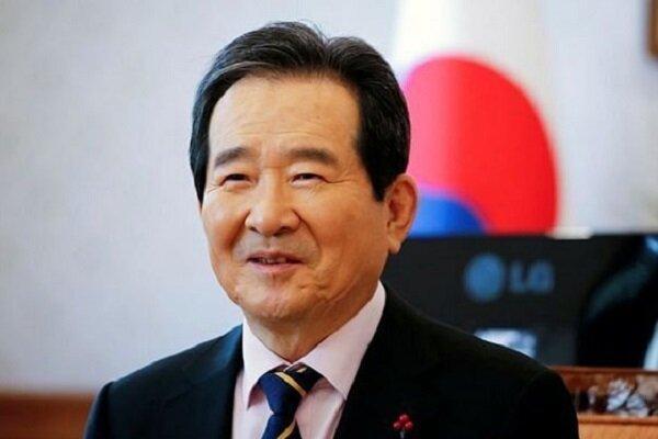 نخست وزیر کره جنوبی احتمالا بعد از سفر به تهران کناره گیری می نماید