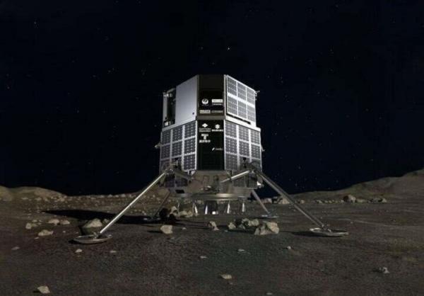 ارسال رباتی با قابلیت تغییر شکل به ماه