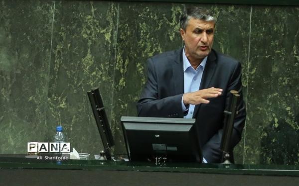 سوال از وزیر راه در دستور کار امروز نمایندگان