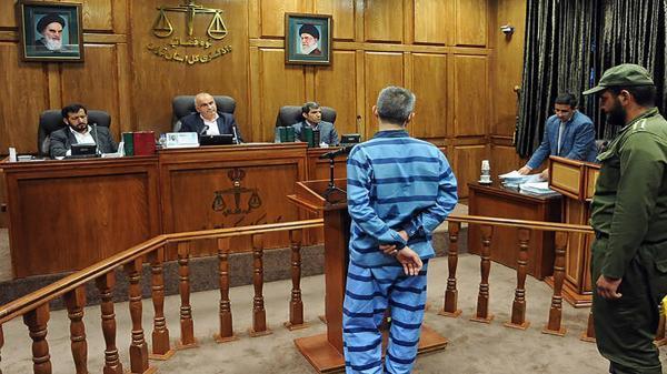 متهمان قتل پزشک سرشناس تهرانی پای میز محاکمه