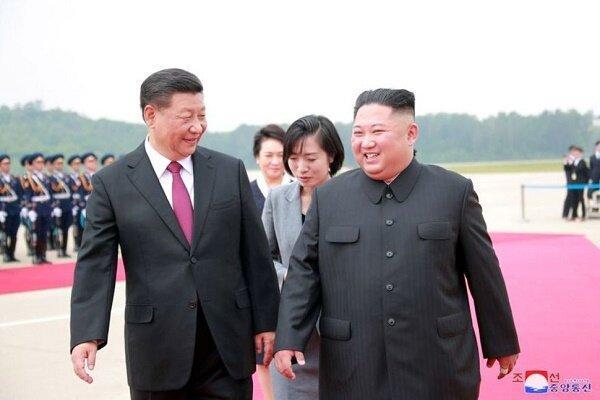 تورهای چین: رئیس جمهور چین سالگرد تاسیس کشور کره شمالی را تبریک گفت